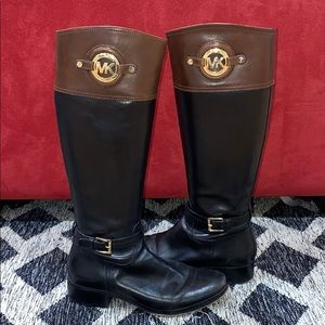 Michael Kors women's tall boots